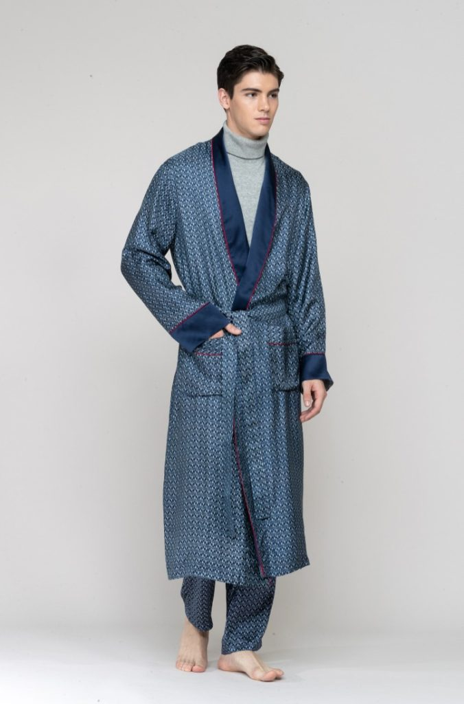 ソンジュンギ着用のバスローブ